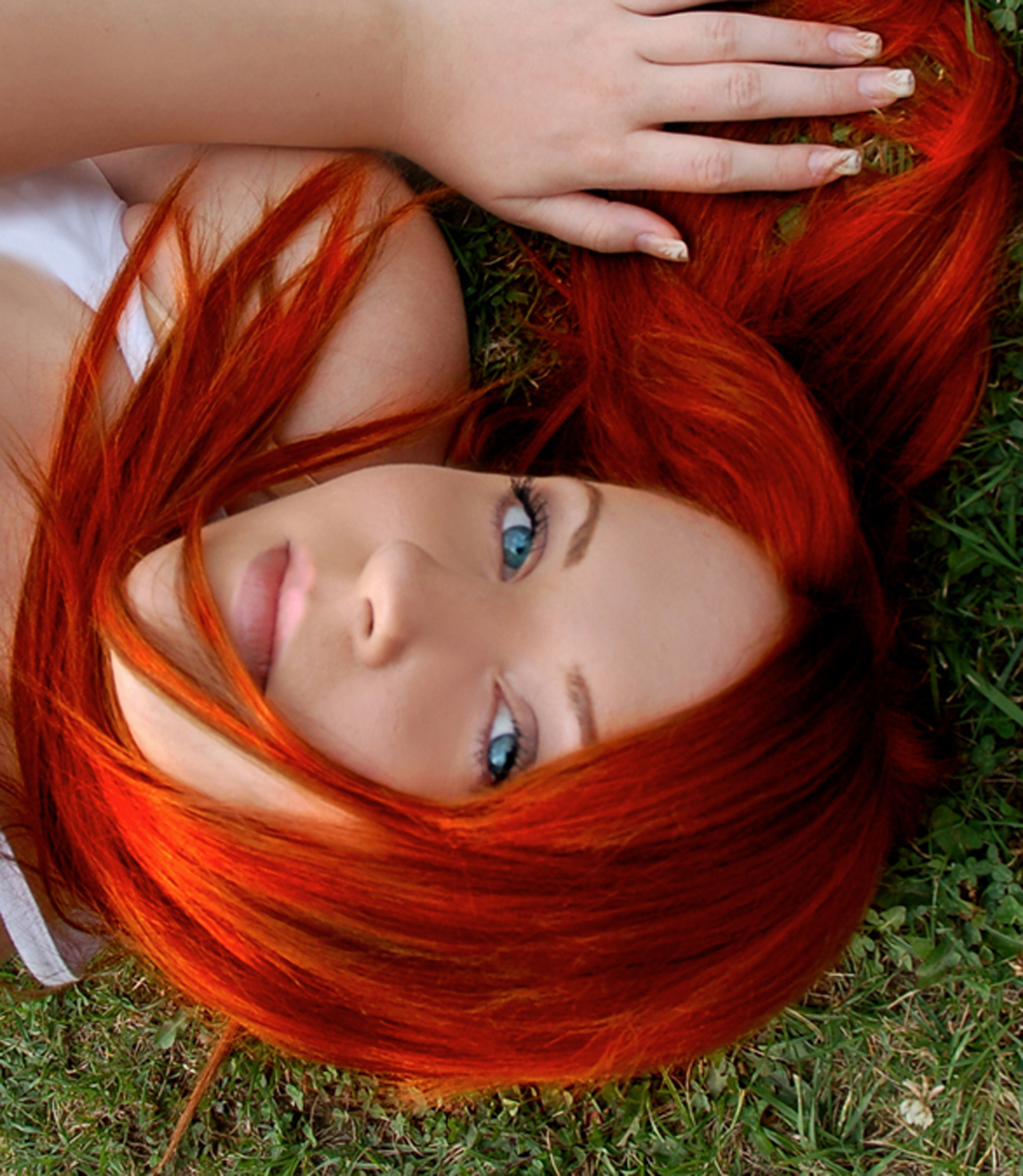 hair color | The Vibrant Channeled Creator