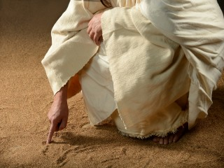 Jesus tells his critics we are all equal!