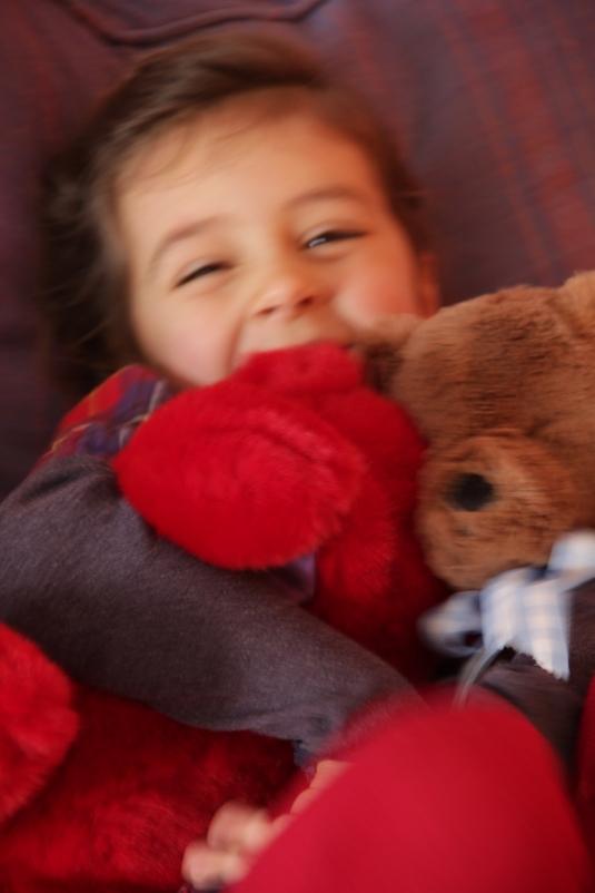 Control of the Teddybears