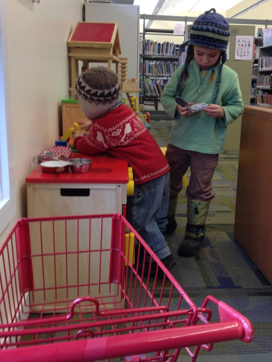 Children's Library Hillsdale NY