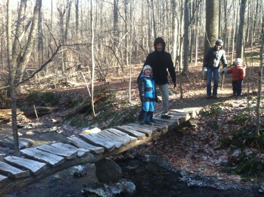 A Bridge for Bikes