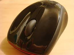 the cordless mouse