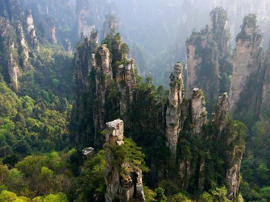 StoneForest, China