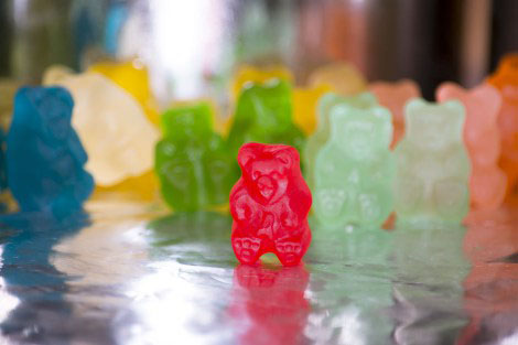 gummies Photo by Seth Snap