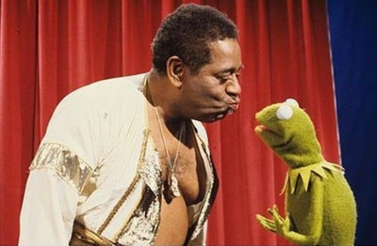 Dizzy Gillespie vs the Muppets
