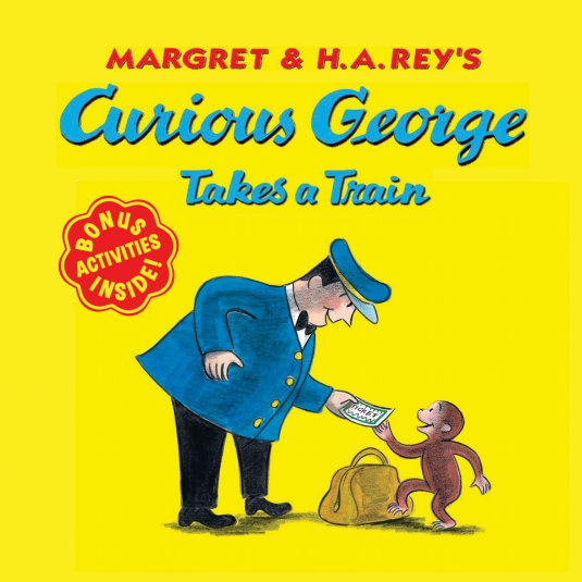 HA Ray's  Famous Curious George