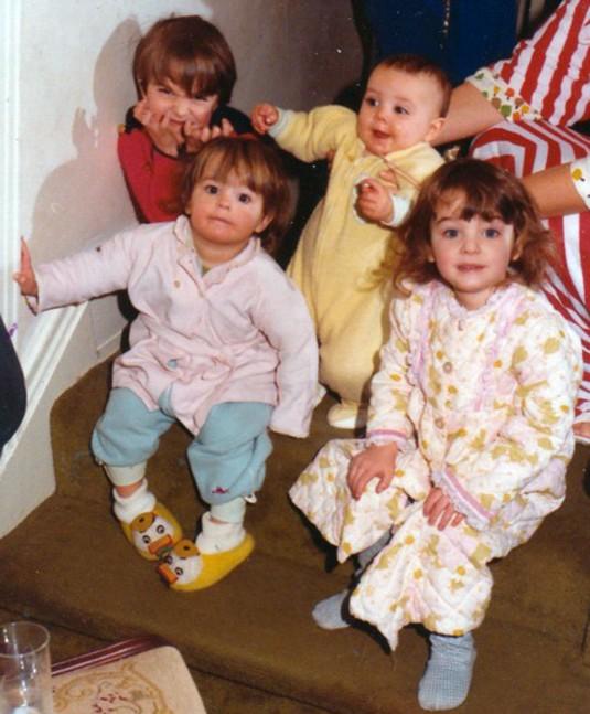 Dana, Peter, Lauren and Quenby