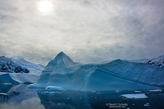 Antartica by David Schultz