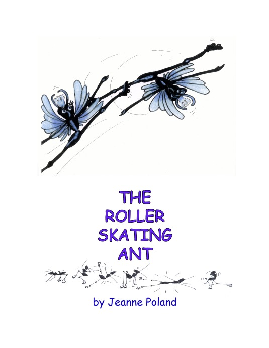 Cover: The Roller Skating Ant