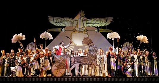 Verdi's  Opera opens in Australia