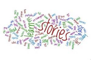 Vertical Story telling for Pre-schoolers