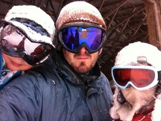 Owen, Annika, Oliver  Winter 2014