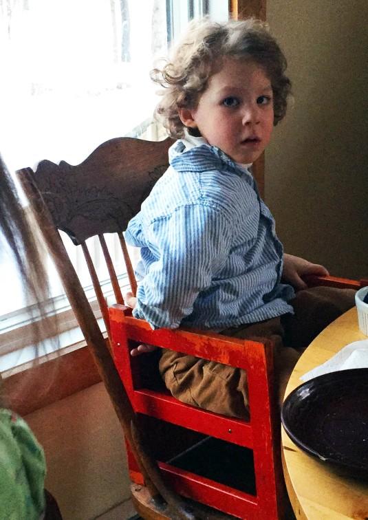 Oliver  discerns; picks  privacy