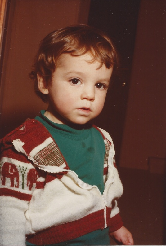 Owen at 2 years old