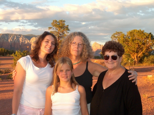 Four Women Quenby's Fortieth Birthday March 25, 2015