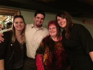 Aneli, Owen, Jeanne,Quenby in Waltham