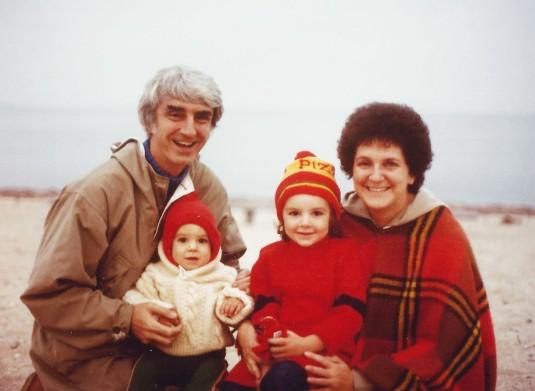 John, Jeanne, Quenby, Owen 1977