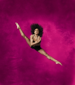 Alvin Ailey Dance Troop Instrument of Human Body