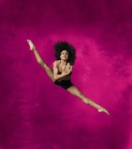 Alvin Ailey Dance Troop Instrument of Human Body