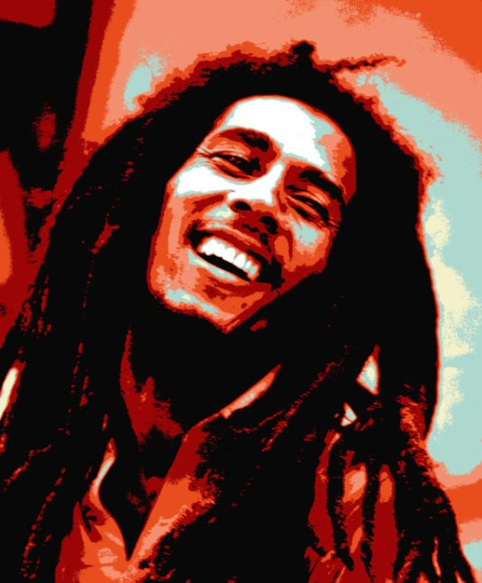 Bob Marley by Ray Ferrer