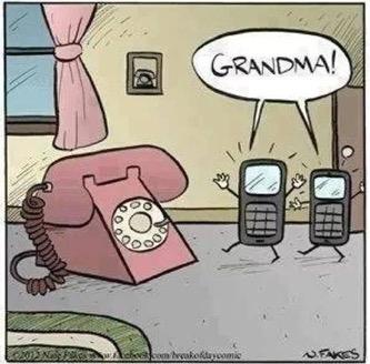 Grandma Phone