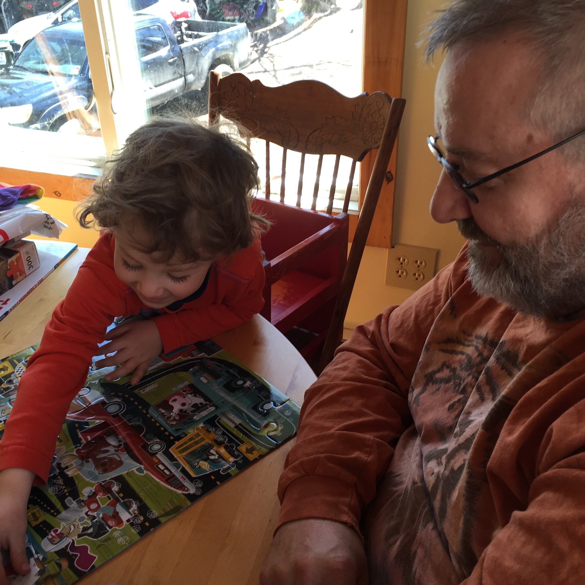 Oliver Puzzles with Don May 2015