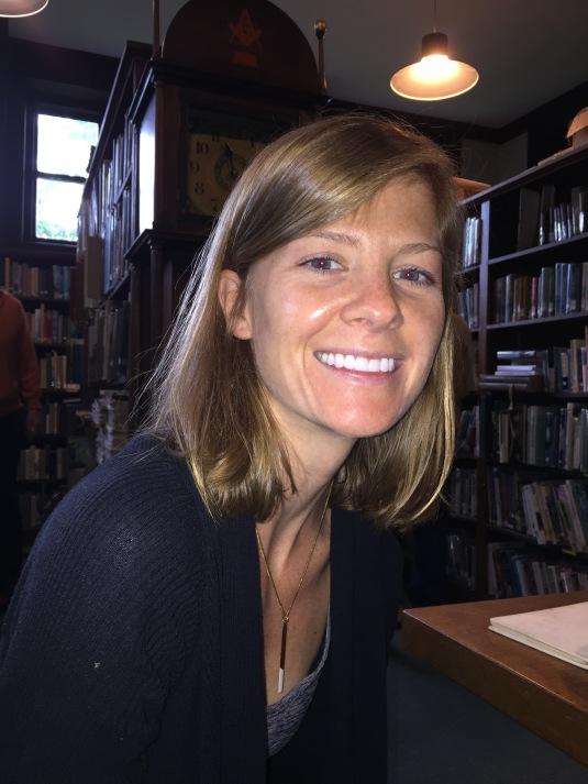 Dana MacIntosh @the Ogunquit Library 6/24/2015