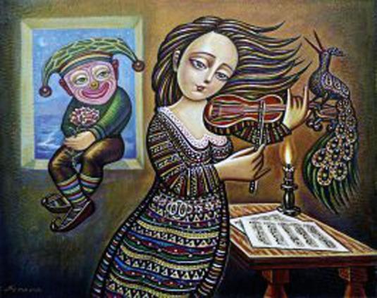 illustration by Sevada Gregoryan