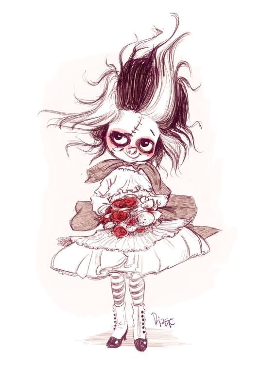 Pizzic's Bride of Frankenstein