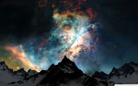 night-mountain-wallpaper-awesome