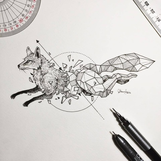 geometric-animal-drawings-wild-beasts-illustrations-kerby-rosanes__880