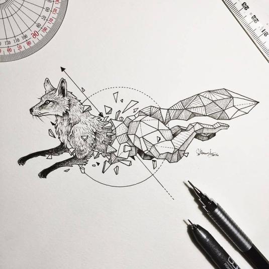 geometric-animal-drawings-wild-beasts-illustrations-kerby-rosanes__880