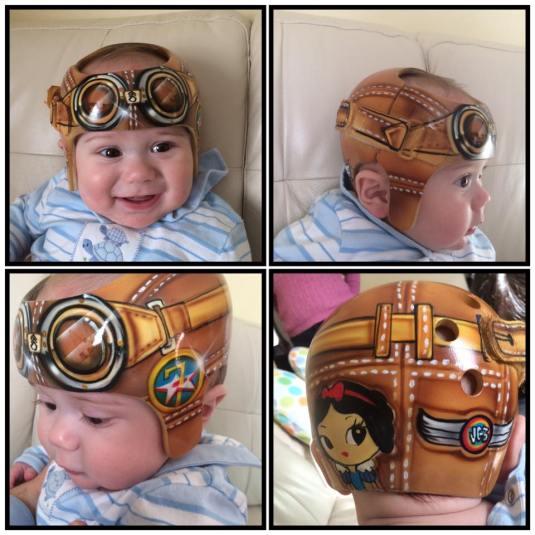 More helmets