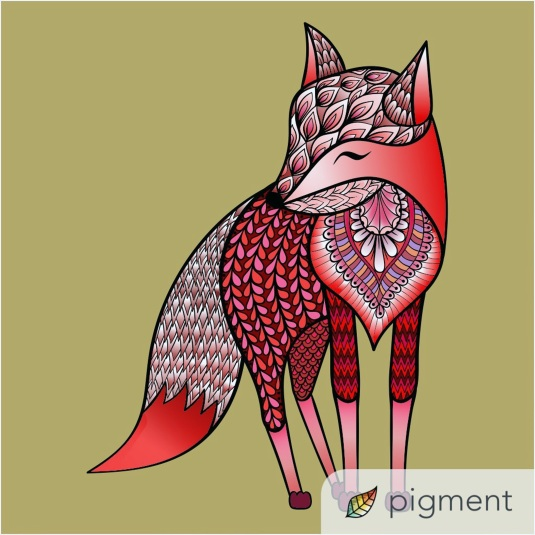 foxbyPigment