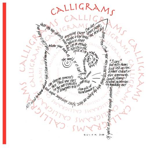 CalligramCover