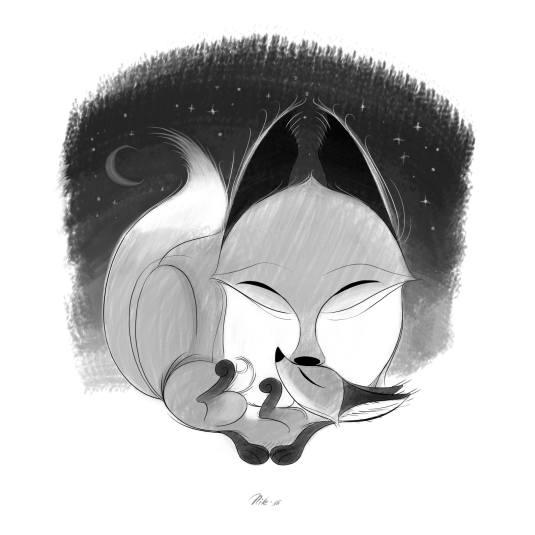 foxesingrays