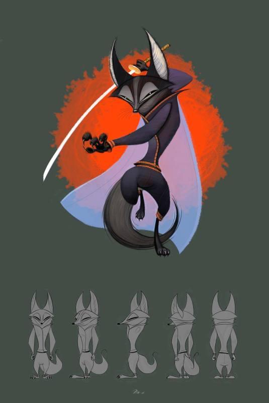 foxninja