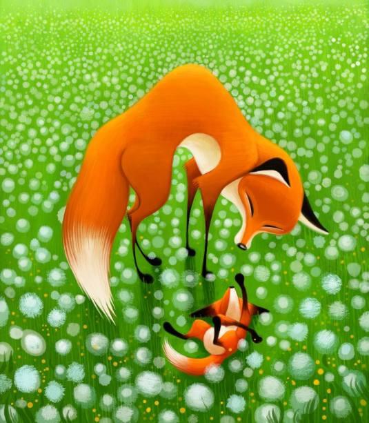 foxfamilybydjatschenko