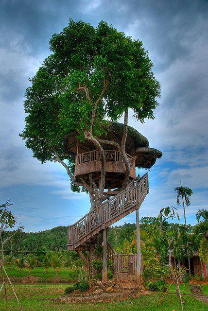 treehouseinPhillipines