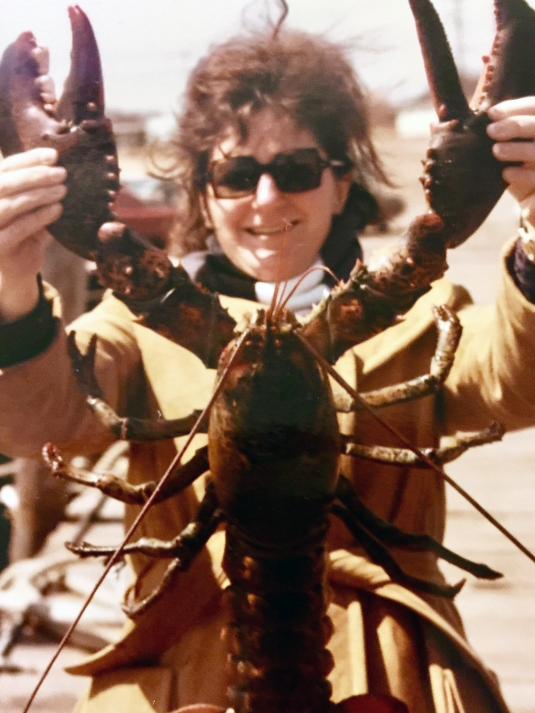 Jeanne&lobster1970