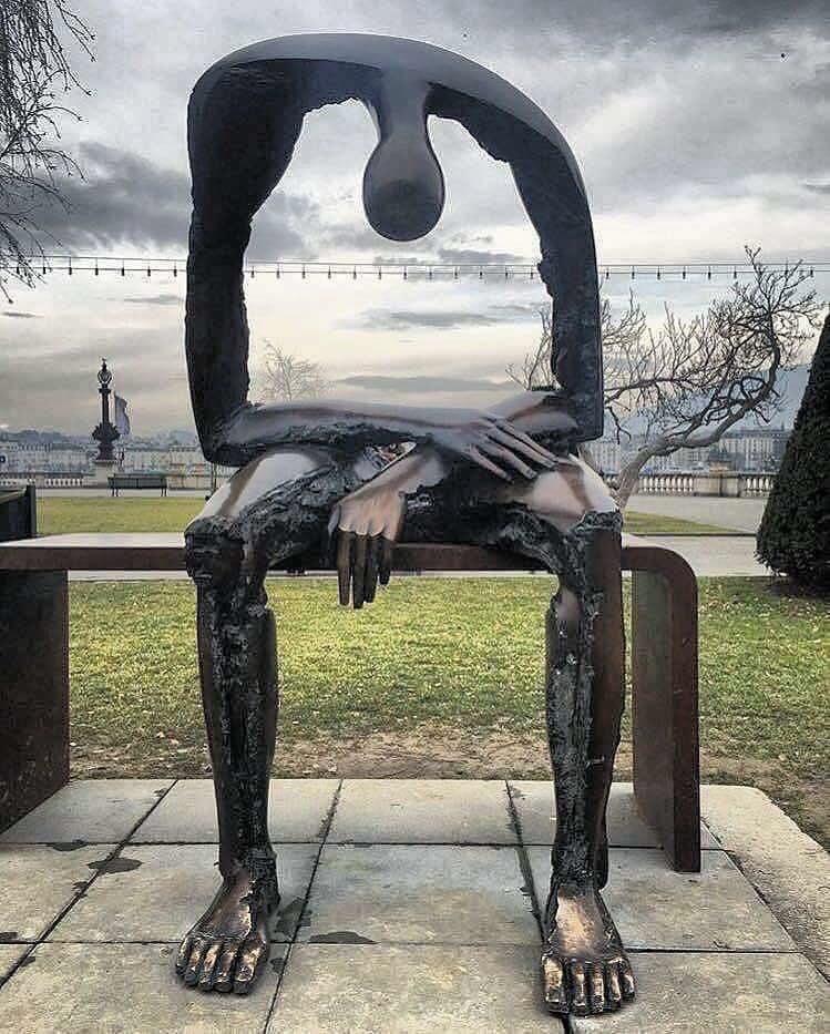 Melancholy by AlbertGyorgy