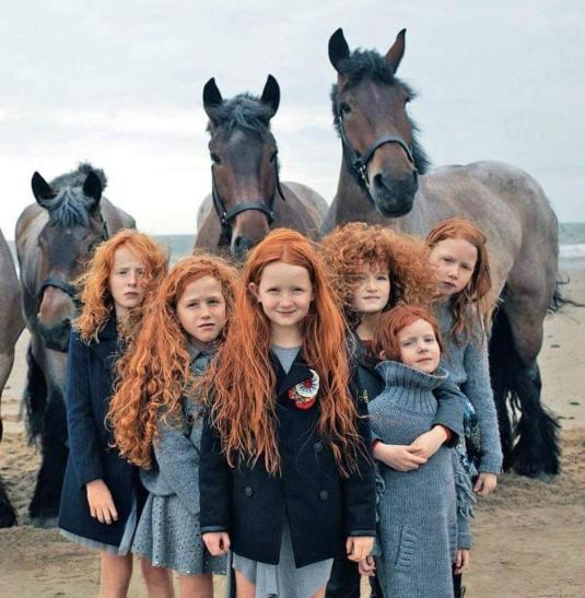 redheadsLOVEhorses