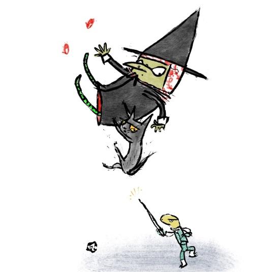witch by JRZ