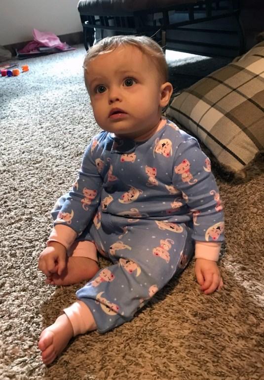 EllaAnn,KevanAtteberry'sgranddaughter
